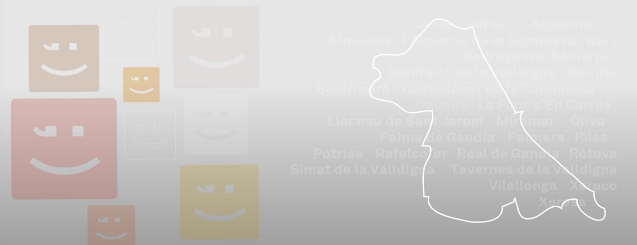 La Mancomunitat de municipis de la Safor