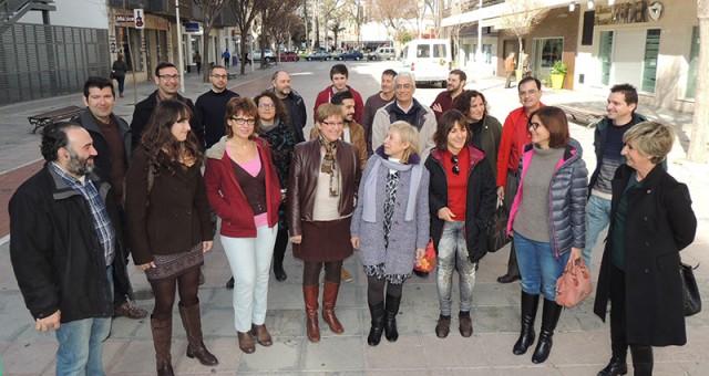 """La gent de Compromís apostem pel """"projecte en comú"""" de la comarca, i això cal visualitzar-ho sumant més gent poble a poble"""