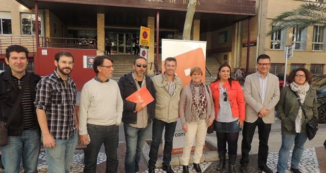 """Pepa Izquierdo: """"Les reivindicacions del nou hospital públic i del centre de crònics han de ser comarcals"""""""